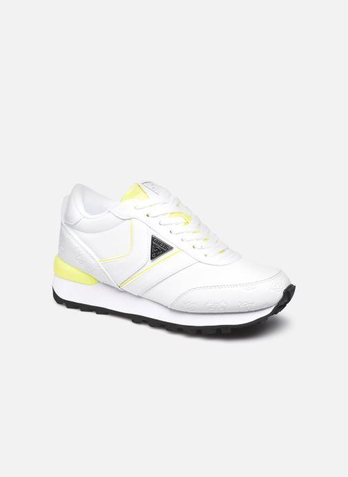 Sneaker Guess SAMSIN weiß detaillierte ansicht/modell