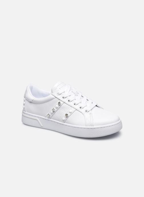 Sneaker Guess RICENA weiß detaillierte ansicht/modell