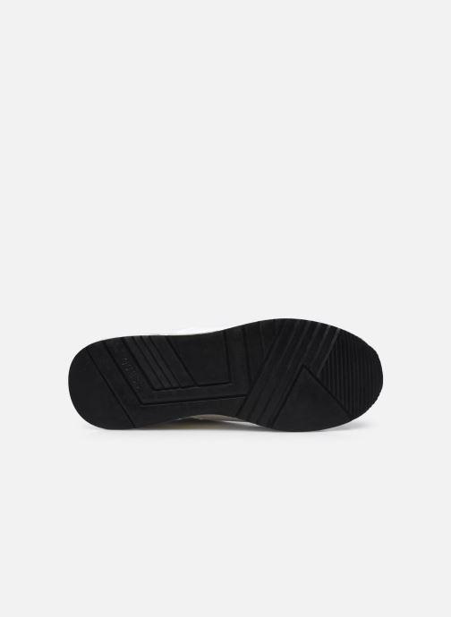 Sneaker Guess MOXEA weiß ansicht von oben
