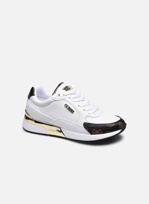 Sneaker Guess MOXEA weiß detaillierte ansicht/modell