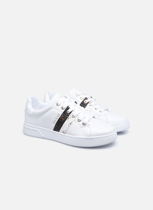 Sneakers Guess REEL Bianco immagine 3/4