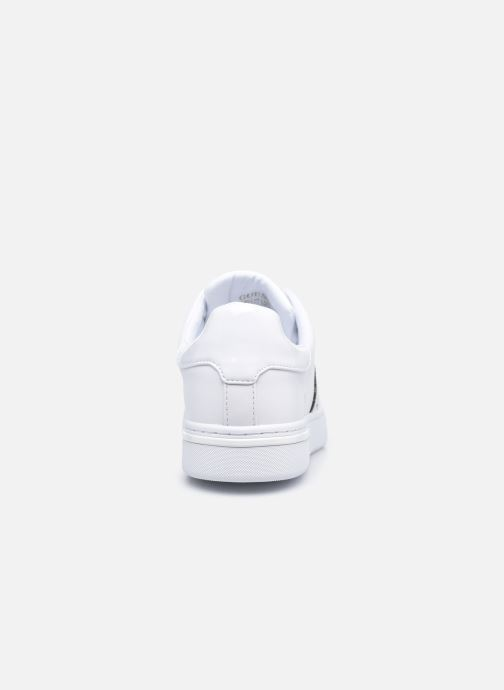 Sneakers Guess REEL Bianco immagine destra