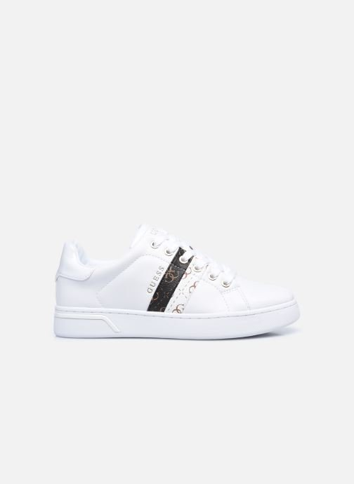 Sneakers Guess REEL Bianco immagine posteriore
