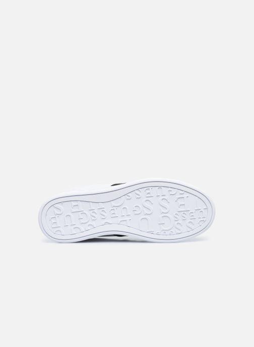 Sneakers Guess REEL Bianco immagine dall'alto