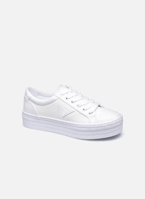 Sneaker Guess BRODEY3 weiß detaillierte ansicht/modell