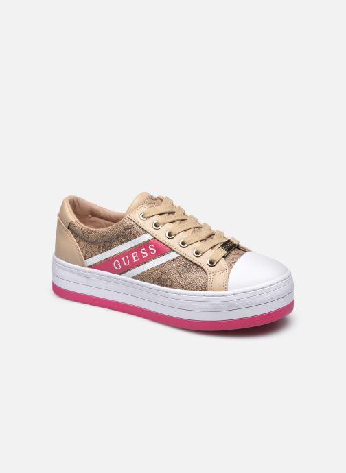 Sneaker Guess BARONA beige detaillierte ansicht/modell