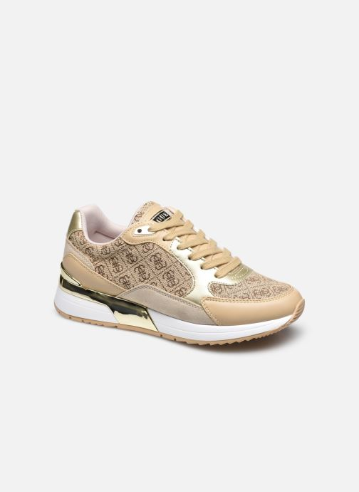 Sneakers Guess MOXEA4 Zilver detail