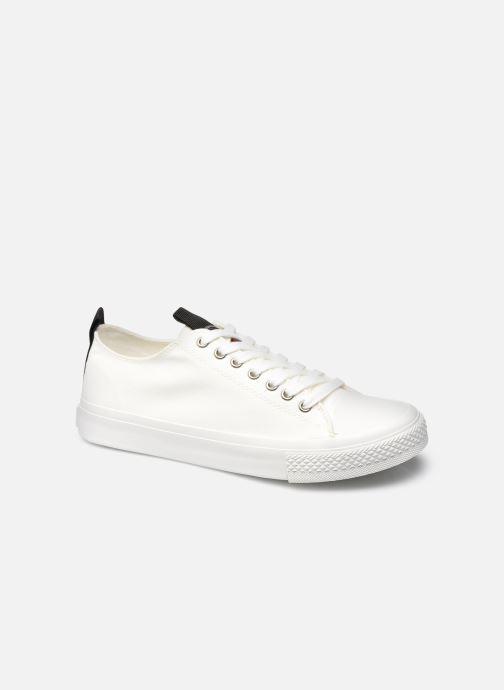 Sneaker Guess EDERLA LOW CUT weiß detaillierte ansicht/modell