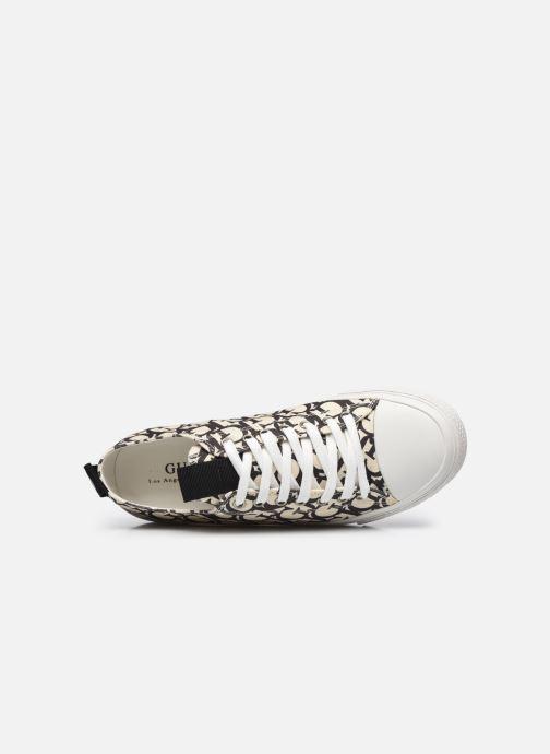 Sneakers Guess EDERLA LOW CUT Nero immagine sinistra