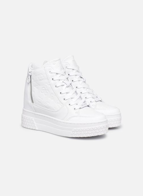 Sneakers Guess RIGGZ Bianco immagine 3/4