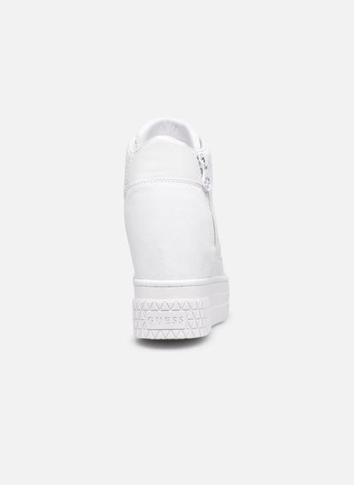 Sneakers Guess RIGGZ Bianco immagine destra