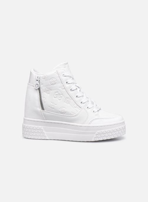 Sneakers Guess RIGGZ Bianco immagine posteriore