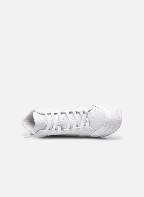 Sneakers Guess RIGGZ Bianco immagine sinistra