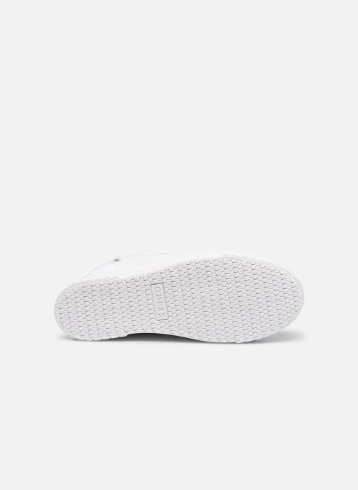 Sneakers Guess RIGGZ Bianco immagine dall'alto