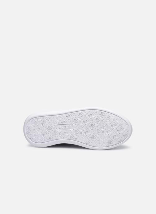 Sneaker Guess BRADLY2 weiß ansicht von oben