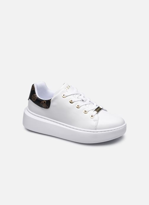 Sneaker Guess BRADLY2 weiß detaillierte ansicht/modell