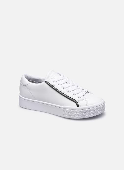 Sneakers Guess PARDIE Wit detail