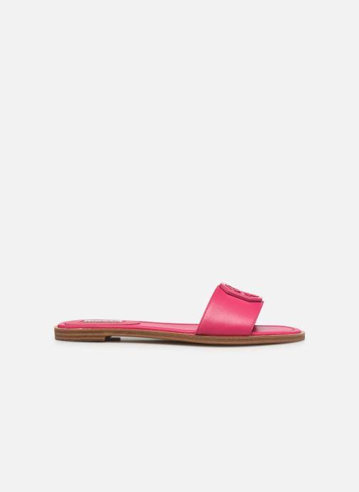 Clogs & Pantoletten Guess BOTALI rosa ansicht von hinten