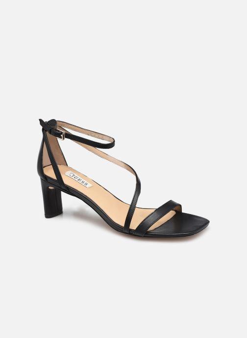 Sandales et nu-pieds Guess SELBY2 Noir vue détail/paire