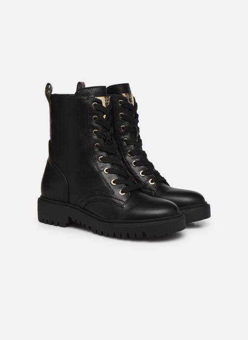 Boots en enkellaarsjes Guess OLINIA Zwart 3/4'