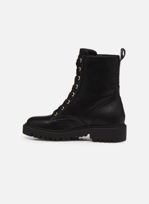Stiefeletten & Boots Guess OLINIA schwarz ansicht von vorne