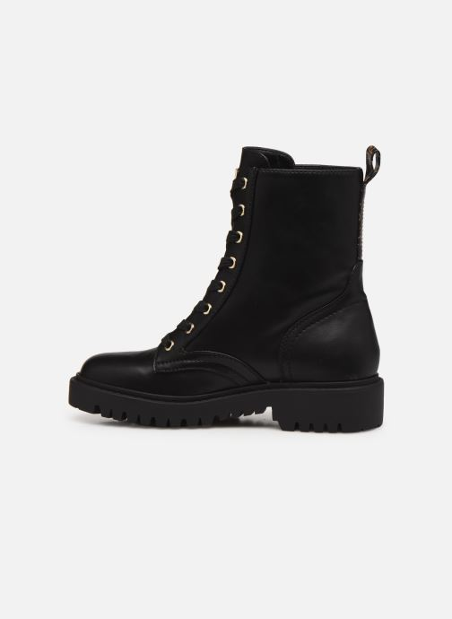 Boots en enkellaarsjes Guess OLINIA Zwart voorkant