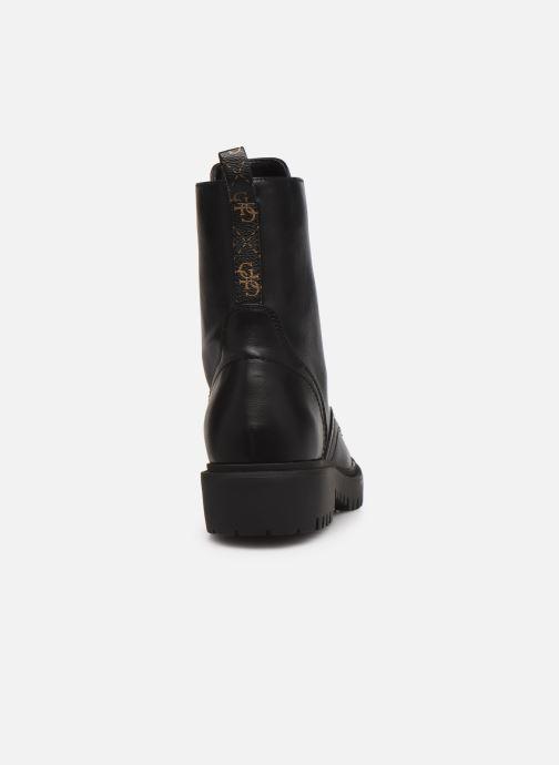 Boots en enkellaarsjes Guess OLINIA Zwart rechts