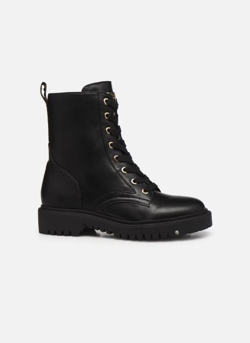 Boots en enkellaarsjes Guess OLINIA Zwart achterkant