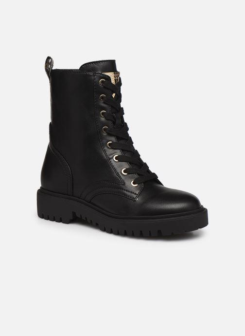 Boots en enkellaarsjes Guess OLINIA Zwart detail