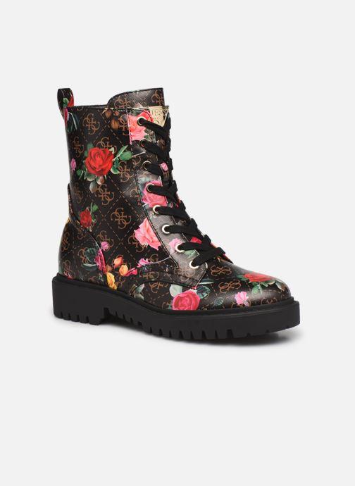 Bottines et boots Guess OLINIA Noir vue détail/paire