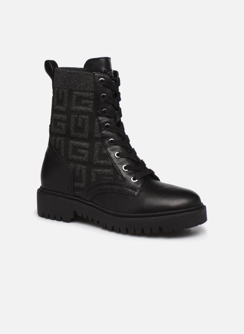 Stiefeletten & Boots Guess OLINIA3 schwarz detaillierte ansicht/modell