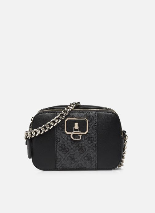 Handtaschen Guess NOELLE CROSSBODY CAMERA schwarz detaillierte ansicht/modell