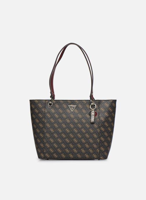Handtaschen Guess NOELLE ELITE TOTE braun detaillierte ansicht/modell