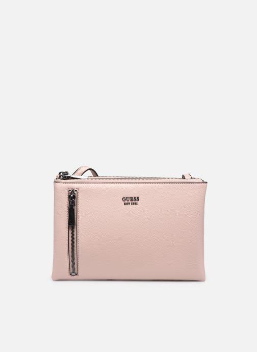 Håndtasker Tasker NAYA DOUBLE ZIP CROSSBODY