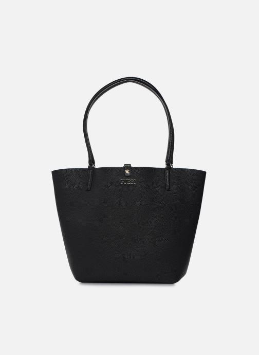 Handtaschen Guess ALBY TOGGLE TOTE schwarz detaillierte ansicht/modell