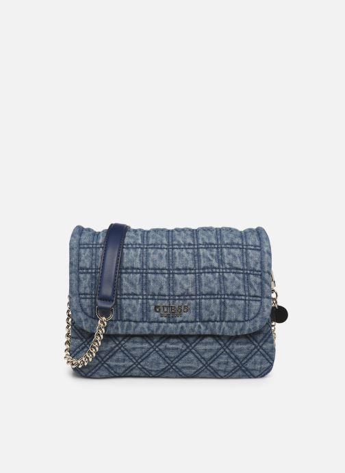 Handtaschen Guess KAMINA FLAP grau detaillierte ansicht/modell