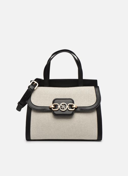 Handtaschen Guess HENSELY SATCHEL schwarz detaillierte ansicht/modell