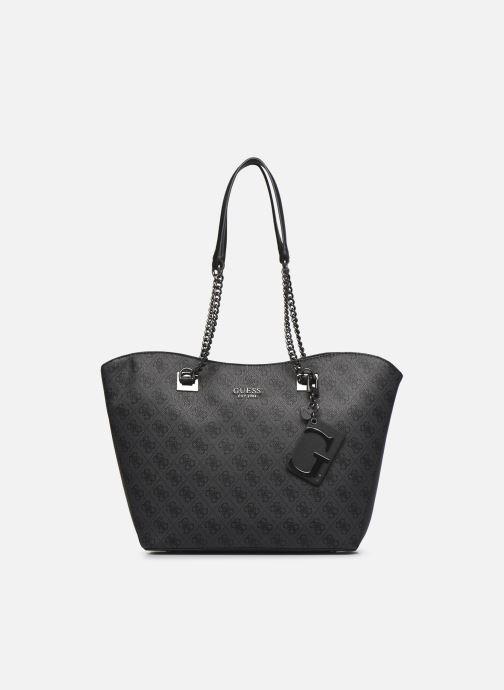 Handtaschen Guess MIKA GIRLFRIEND CARRYALL schwarz detaillierte ansicht/modell