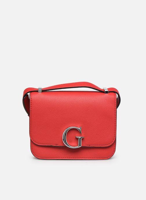Handtaschen Guess CORILY CONVERTIBLE XBODY FLAP rot detaillierte ansicht/modell