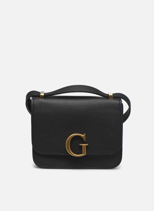 Handtaschen Guess CORILY CONVERTIBLE XBODY FLAP schwarz detaillierte ansicht/modell