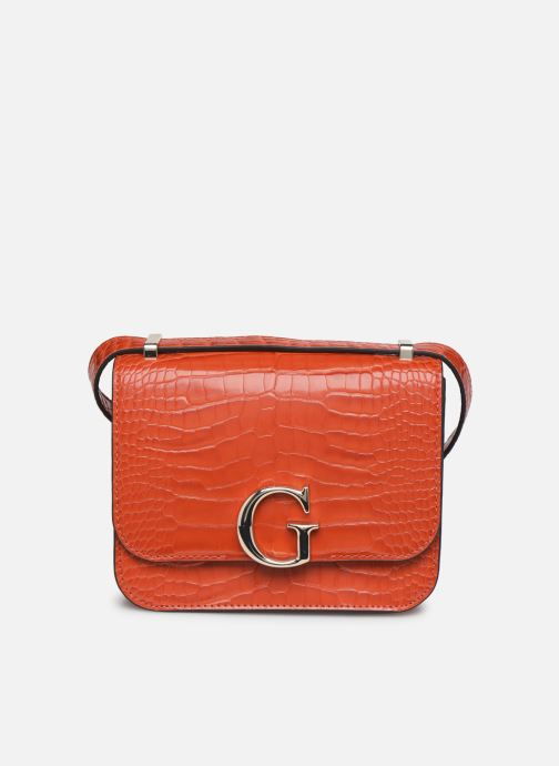Handtaschen Guess CORILY CONVERTIBLE XBODY FLAP orange detaillierte ansicht/modell