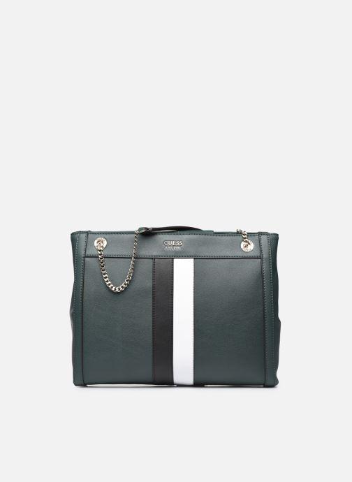 Handtaschen Guess KATEY GIRLFRIEND  CARRYALL grün detaillierte ansicht/modell