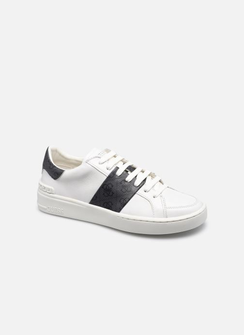 Sneaker Guess VERONA STRIPE LOW schwarz detaillierte ansicht/modell
