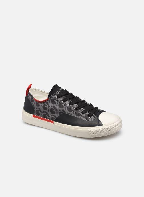 Sneaker Guess EDERLE LO 2 schwarz detaillierte ansicht/modell