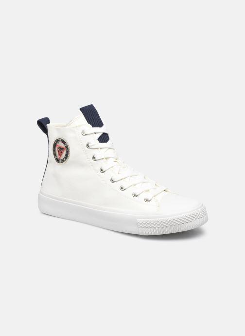 Sneaker Guess EDERLE HI weiß detaillierte ansicht/modell