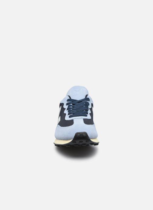 Sneaker Veja Rio Branco M blau schuhe getragen