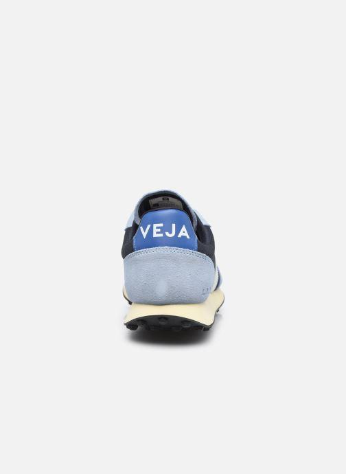 Sneaker Veja Rio Branco M blau ansicht von rechts