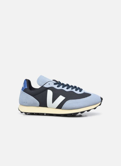 Sneaker Veja Rio Branco M blau ansicht von hinten