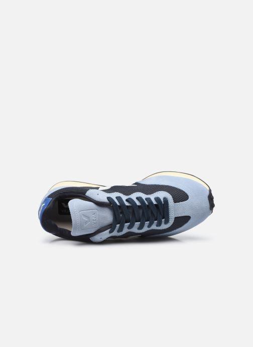 Sneaker Veja Rio Branco M blau ansicht von links