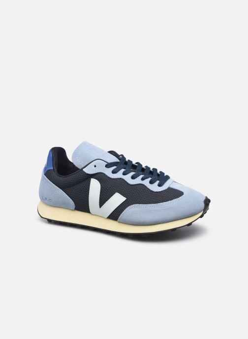 Sneaker Veja Rio Branco M blau detaillierte ansicht/modell